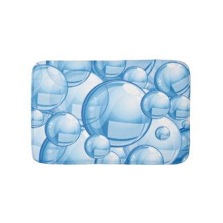 Tapete De Banheiro Design bonito das bolhas