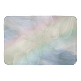 Tapete De Banheiro Design floral Pastel da mandala do arco-íris