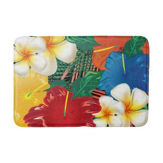 Tapete De Banheiro Design floral tropical exótico