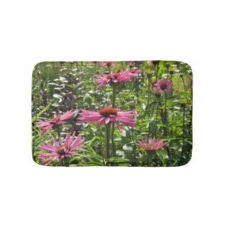 Tapete De Banheiro Echinacea gigante cor-de-rosa Coneflower