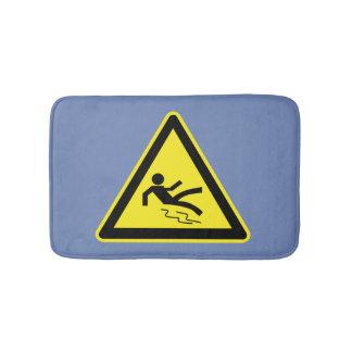Tapete De Banheiro Escorregadiço quando esteira de banho molhada