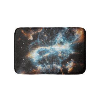 Tapete De Banheiro Espaço da nebulosa espiral