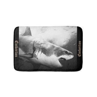 Tapete De Banheiro Esteira de banho de Emberton do tubarão de Bull