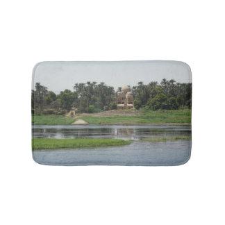 Tapete De Banheiro Esteira de banho de Nile do rio