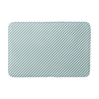 Tapete De Banheiro Esteira de banho diagonal do teste padrão das