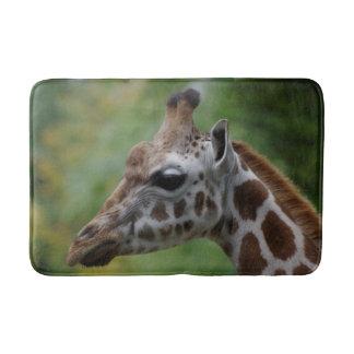 Tapete De Banheiro Esteira de banho do girafa
