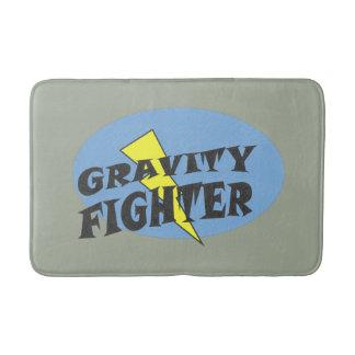 Tapete De Banheiro Esteira de banho do lutador da gravidade