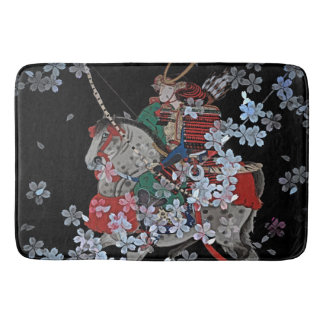 Tapete De Banheiro Esteira de banho do samurai grande