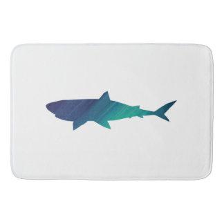 Tapete De Banheiro Esteira de banho do tubarão