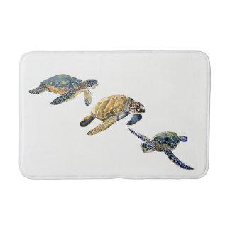 Tapete De Banheiro Esteira de banho dos animais dos animais selvagens