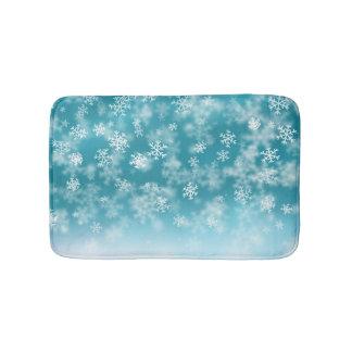 Tapete De Banheiro Esteira de banho elegante e bonita dos flocos de