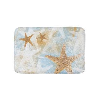 Tapete De Banheiro Esteira de banho litoral do impressão | da estrela