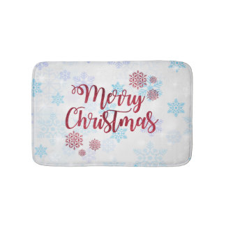 Tapete De Banheiro Feliz Natal 2
