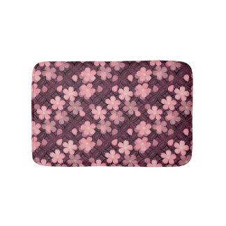 Tapete De Banheiro Flor de cerejeira