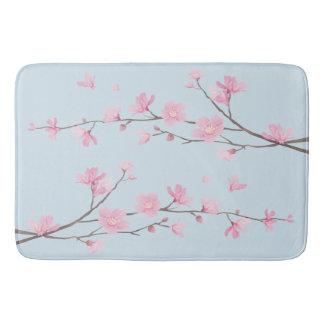 Tapete De Banheiro Flor de cerejeira - fundo transparente