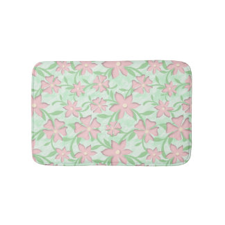Tapete De Banheiro Flores cor-de-rosa do primavera da flor de Sakura