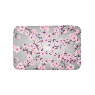 Tapete De Banheiro Flores de cerejeira florais