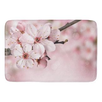 Tapete De Banheiro Flores de cerejeira na flor