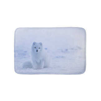 Tapete De Banheiro Fox ártico de Islândia