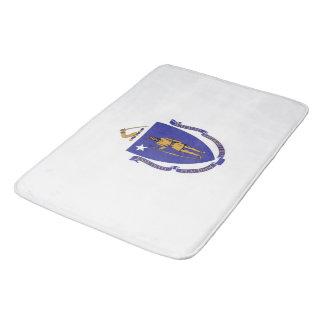 Tapete De Banheiro Grande esteira de banho com a bandeira de