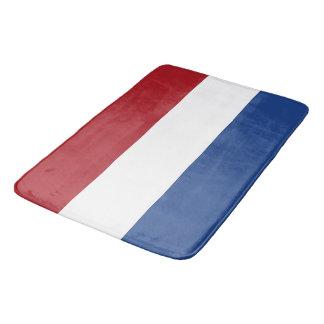 Tapete De Banheiro Grande esteira de banho com a bandeira de Países
