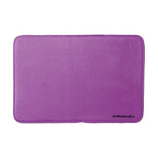 Tapete De Banheiro HAMbyWG - esteira de banho de 3 tamanhos - violeta