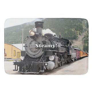 Tapete De Banheiro Húmido!: cozinhe o motor do trem, Colorado, EUA 8
