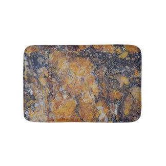 Tapete De Banheiro Impressão de pedra de mármore do falso de Brown