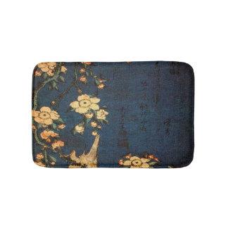 Tapete De Banheiro Impressão tradicional do papel japonês do vintage