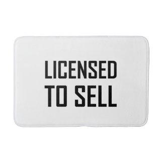 Tapete De Banheiro Licenciado para vender