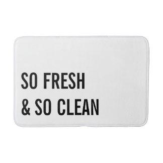 Tapete De Banheiro Limpe assim a esteira de banho