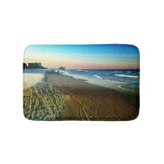 Tapete De Banheiro Linha costeira e passeio à beira mar de Daytona