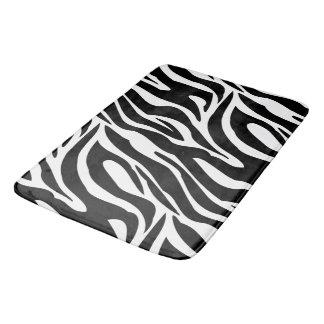 Tapete De Banheiro Listras loucas da zebra