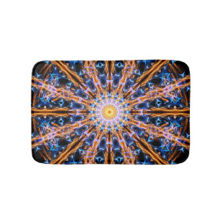 Tapete De Banheiro Mandala da estrela da alquimia