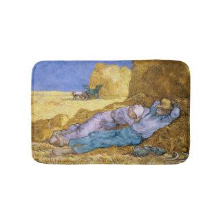Tapete De Banheiro Meio-dia de Vincent van Gogh |, o Siesta, após o