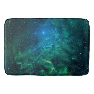 Tapete De Banheiro Nebulosa flamejante da estrela