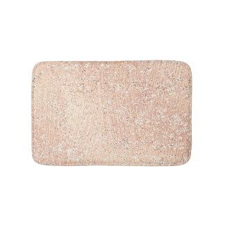 Tapete De Banheiro O ouro cor-de-rosa cora brilho cor-de-rosa do Lux