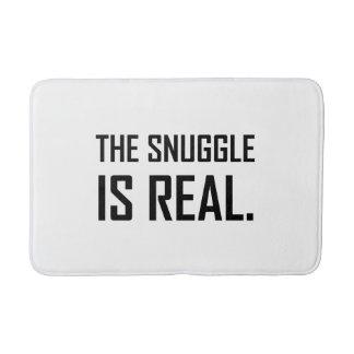 Tapete De Banheiro O Snuggle é real
