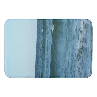 Tapete De Banheiro Ondas de oceano do rolamento