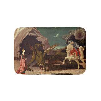 Tapete De Banheiro PAOLO UCCELLO - St George e o dragão 1470