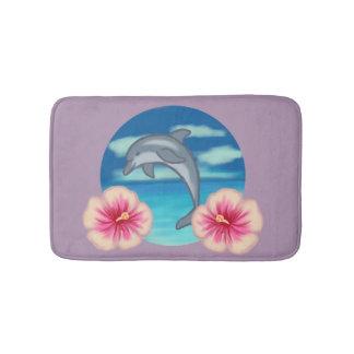 Tapete De Banheiro Paraíso do golfinho