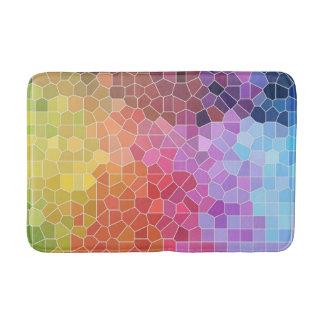 Tapete De Banheiro Partes de cor