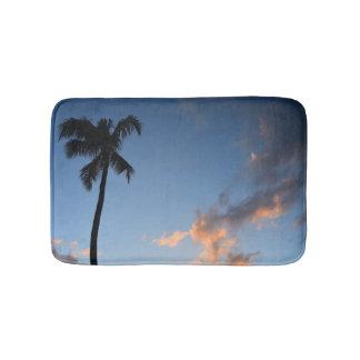 Tapete De Banheiro Por do sol de Maui