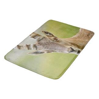 Tapete De Banheiro Retrato de um íbex