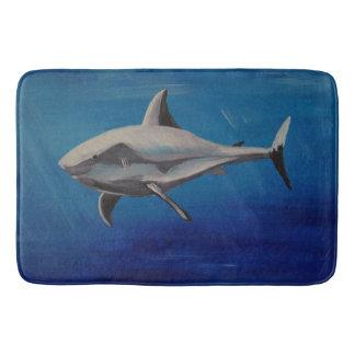 Tapete De Banheiro rir-se por dentro tubarão
