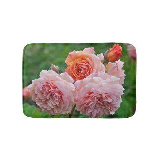 Tapete De Banheiro Rosas cor-de-rosa bonitos