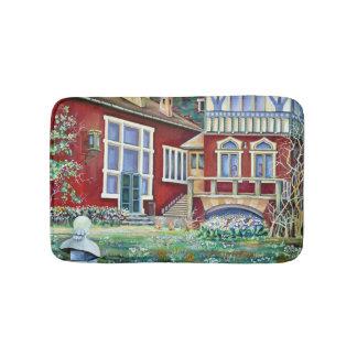 Tapete De Banheiro Suecia, paisagem tradicional