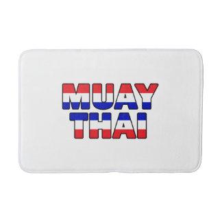 Tapete De Banheiro Tailandês de Muay
