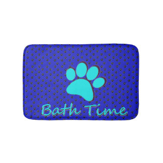 Tapete De Banheiro Tempo do banho