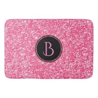 Tapete De Banheiro Textura cor-de-rosa moderna do brilho com